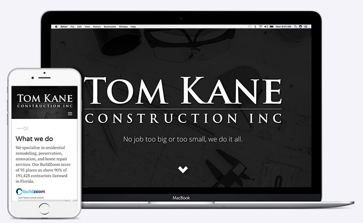 Tom Kane Construction Inc.